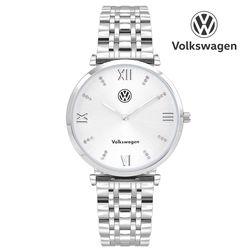 커플메탈시계 남성용 VW-ArteonM-40