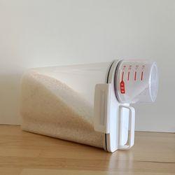 밀폐 냉장고 쌀통 2kg