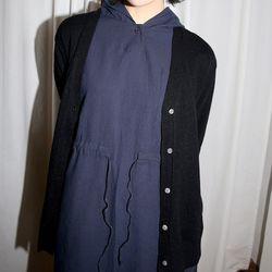 loose silhouette wool cardigan (9colors)