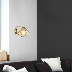 니모 1등 골드 인테리어 벽등 (led램프포함)