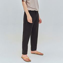ALL DAY COTTON PANTS BLACK