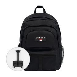 Retro Sport Bag 2 (black)
