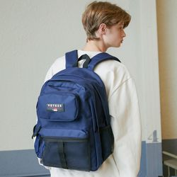 Retro Sport Bag (navy)