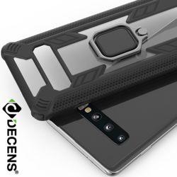 데켄스 M611 갤럭시 메탈 링 아머 휴대폰 케이스