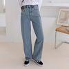 90s Long Wide Jeans