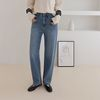 Mid Rise 90s Loose Fit Jeans