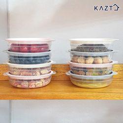 심플쿡냉동밥전자렌지용기(450ml) 8개