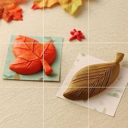 낙엽비누만들기(4개)가을만들기단풍잎만들기재료