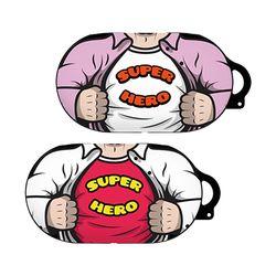 슈퍼맨 갤럭시 버즈 케이스(b)
