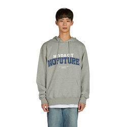 Arch Logo hoodie - Gray