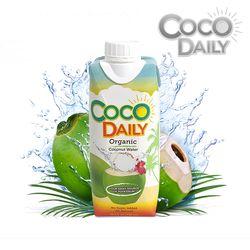 오르지오 코코데일리 유기농 코코넛워터 1박스 (12개입)