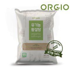 오르지오 유기농 황설탕 5kg 고이아사