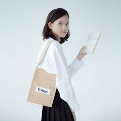 SISTER BOOK CLUB BAG (beige)