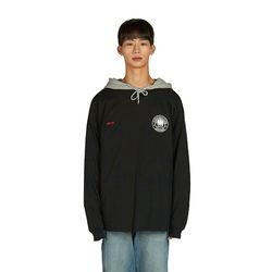 NPNF Emblem Long Sleeve - Black