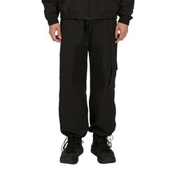 Point Pocket Cargo Pants - Black