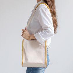 [ZIUM] W-06 스트링백 여성가방 핸드백 데일리백