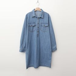 Bianca Denim Dress