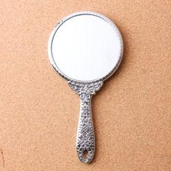 원형 공주 거울(실버) (소)