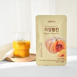 오르지오 유기농 호박즙 리얼펌킨 1박스 (70ml x 21포)