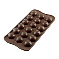 실리코마트 초콜릿만들기 얼음틀 초코몰드 축구공