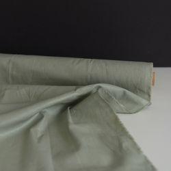 [Fabric] 실키에떼 하프린넨 페퍼민트 그레이 Peppermint Gray