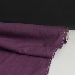[Fabric] 실키에떼 하프린넨 라벤더 티 Lavender Tea