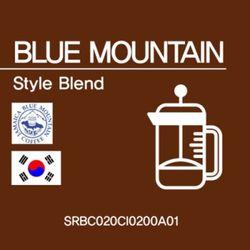 블루마운틴 블렌드(SRBC020CI0500A02)1kg 원두커피