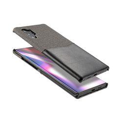 갤럭시노트8 카드 포켓 레더 커버 하드 케이스 P295