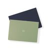20 Monthly planner navy green