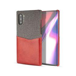 아이폰8 카드 포켓 레더 커버 하드 케이스 P295