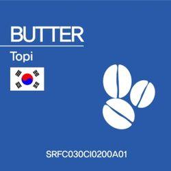 버터토피(SRFC030CI0500A02)1kg 원두커피
