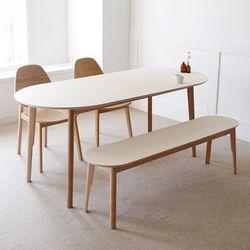 클린터치 테이블 JR 1200 세트