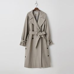 The Trench Button Coat