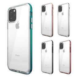 아이폰11 11프로 아크롬쉴드 투명 범퍼케이스