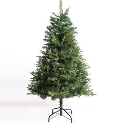 초고급 연그린 알파인 트리 150cm 크리스마스 TRNOES