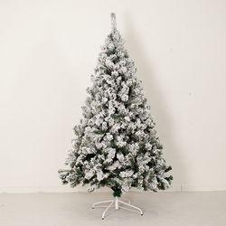 초고급 스노우 트리180cm 트리 크리스마스 TRNOES