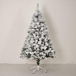 초고급 스노우 트리150cm 트리 크리스마스 TRNOES