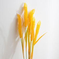 노란 보리 모형(80cm)