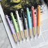 3way Topic Pen (블랙-형광핑크-형광옐로우 3색심)