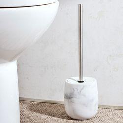 마블 욕실 변기솔