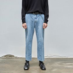 SPECIAL TAPERED DENIM PANTS