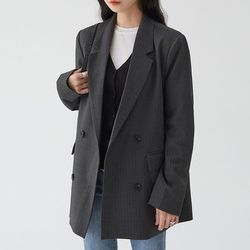 fella double button jacket