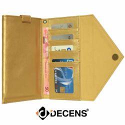 데켄스 M633 갤럭시 트리 버튼 월렛 핸드폰 케이스