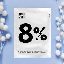 실용주의 파스형 핫팩 [국내생산] 40g 1매