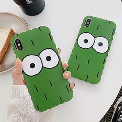 초록이 케이스(아이폰XR)