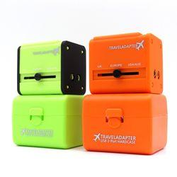 BN여행용아답터BL USB2구형(케이스형)