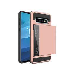 아이폰11 슬라이드 카드포켓 범퍼 하드 케이스 P051