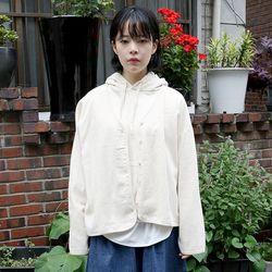 simple v neck cardigan (2colors)