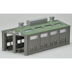 [4212] 복선 기관차고