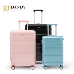 댄디 젤리 TSA락 확장형  캐리어 20인치-핑크I블루I블랙